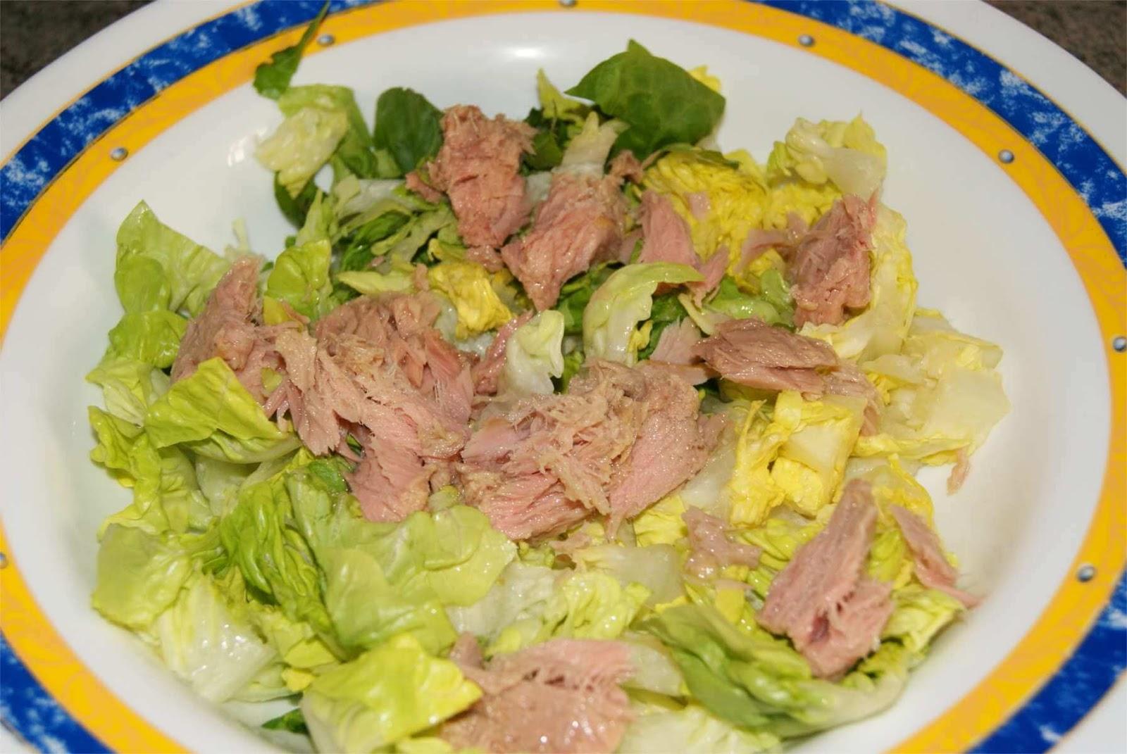 Receta de ensalada de patatas al guacamole paso 3