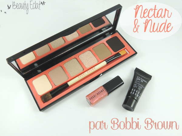 revue avis test bobbi brown nectar nude