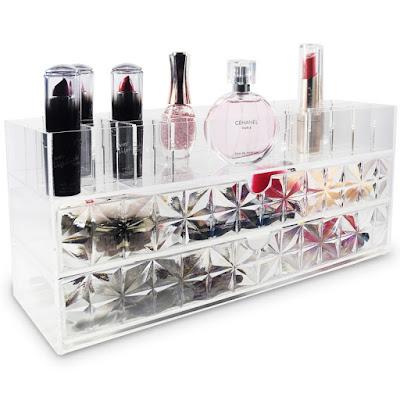 Shop Nile Corp Acrylic Makeup Organizer