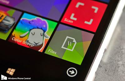 Windows Phone Resmi Dosya Yöneticisi