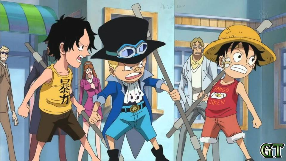 OST Opening One Piece Anime (Episode 493-516): Fight Together by Namie Amuro (Bahasa Indonesia) - Blog Update Terkini One Piece