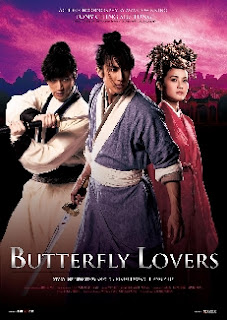 Butterfly Lovers (2008) ม่านประเพณี ตำนานรักกระบี่ผีเสื้อ