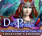 Dark Parables: The Little Mermaid and the Purple Tide game banner