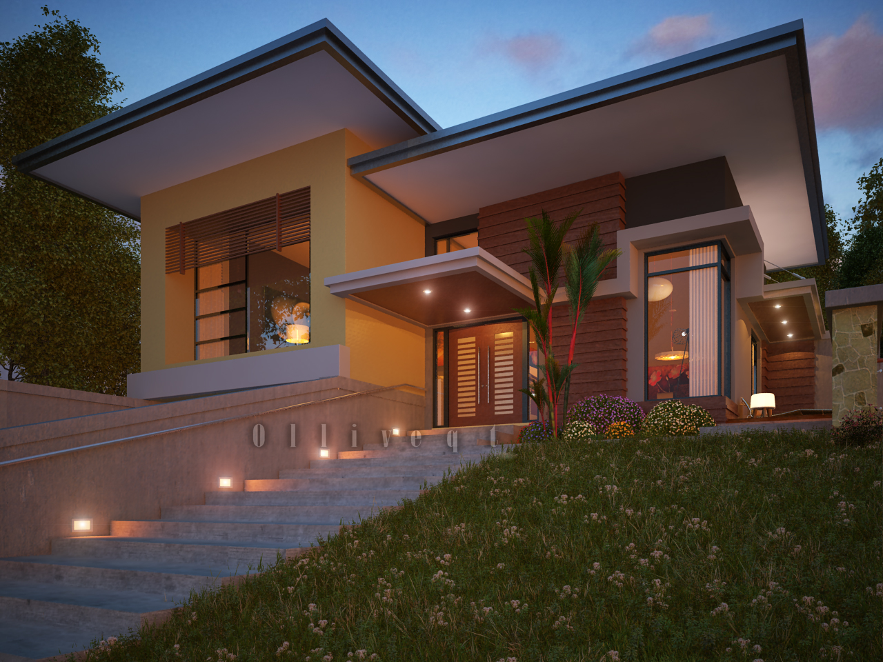 35 BEAUTIFUL HOUSE DESIGNS TO CHOOSE FROM