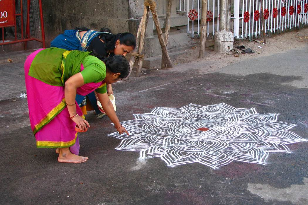 Legacy of Wisdom In Indian Culture Why do we do Rangoli