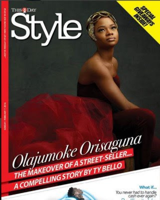 olajumoke orisaguna + this dat style magazine