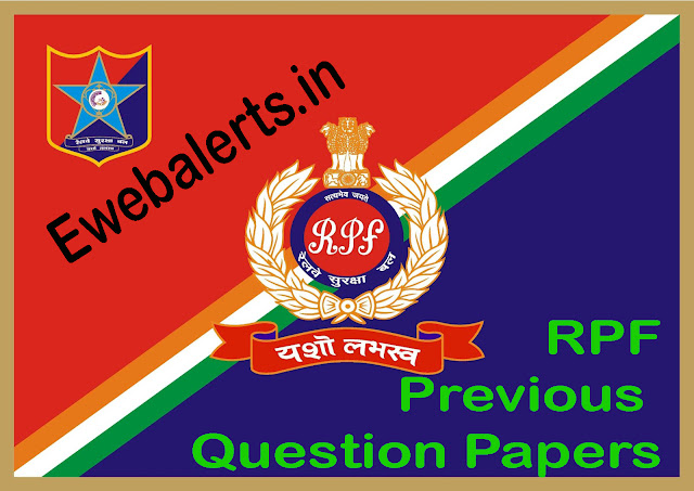 RPF Previous Question Papers