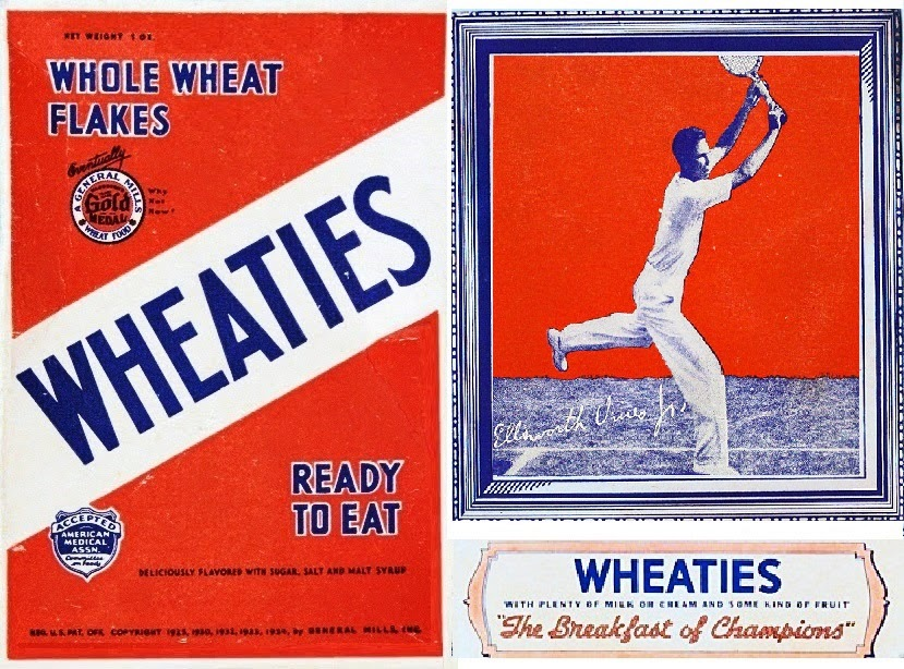 1934 Ellsworth Vines Tennis Wheaties Cereal Box u003d $200.00  sc 1 st  Cereal Box Price Guide Cereal Box Collecting #pezoutlaw #hollywood ... & Cereal Box Price Guide Cereal Box Collecting #pezoutlaw #hollywood ... Aboutintivar.Com