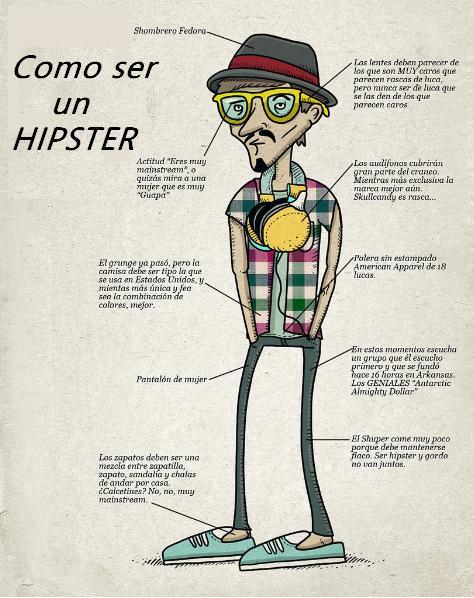 Qu Est Ce Qu Un Hipster : hipster, Dulce, Leche:, Hipster
