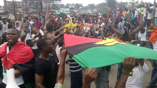 Biafra: IPOB vows to release Nnamdi Kanu, other members in police, DSS custody