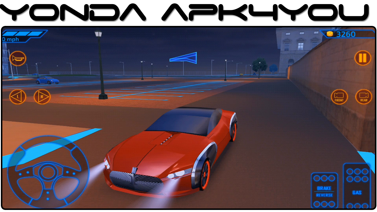 concept cars driving simulator #1 android gameplay - free game