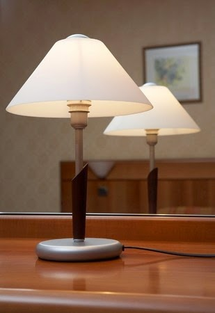 Ombre Lamp Shade