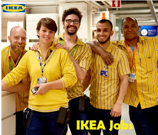 Ikea Sales Leader Jobs in Sales & Commercial dept @Brooklyn NY