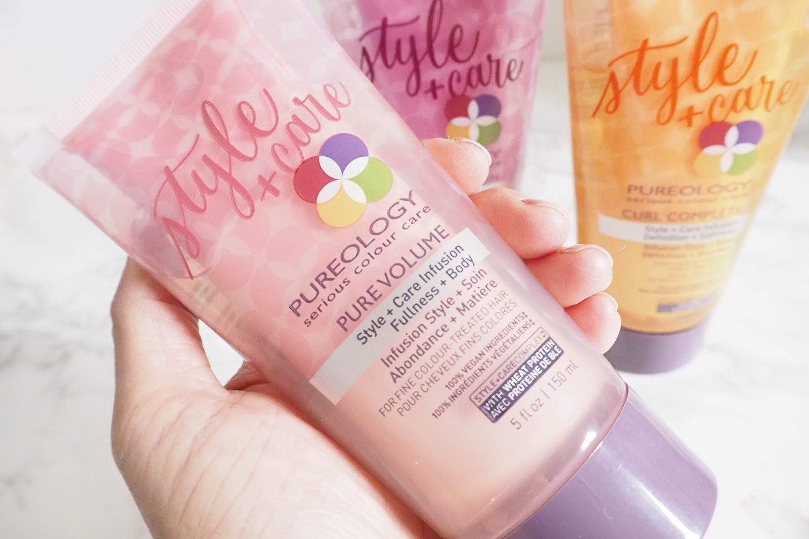 Pureology Style & Care Infusions