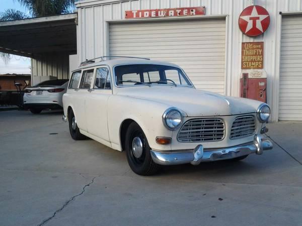 Classic 1968 Volvo Wagon