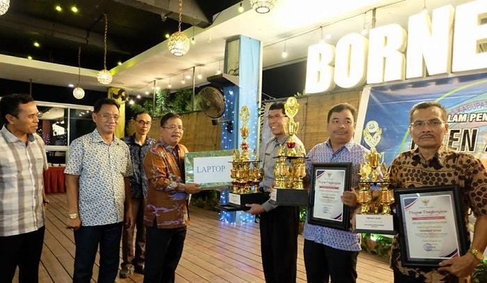 3 Kecamatan Ini Raih Penghargaan Paten Award 2017