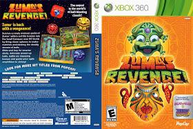 Capa Zumas Revenge Xbox 360