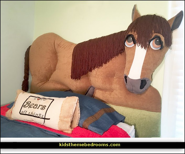 horse bed horse toddler beds horse themed beds kids furniture horse themed boys cowboys horse decor