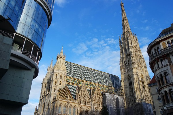 vienne innere stadt cathédrale saint-étienne stephansdom