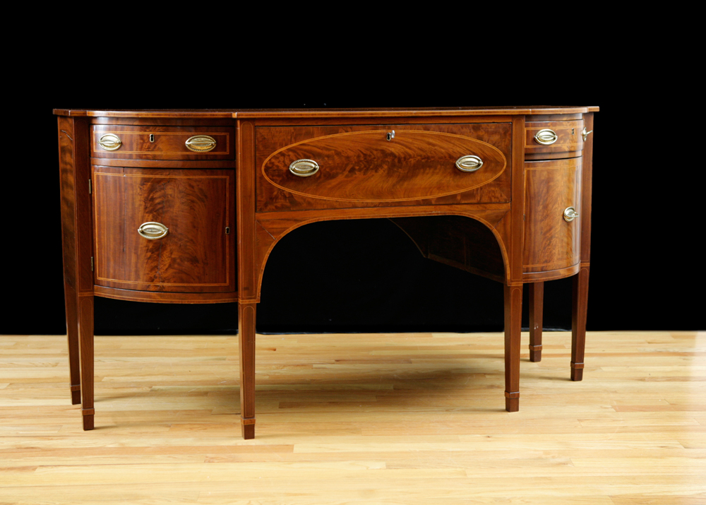 JP's Antiques & Collectibles: How to Identify Hepplewhite ... on Furniture Style  id=86092
