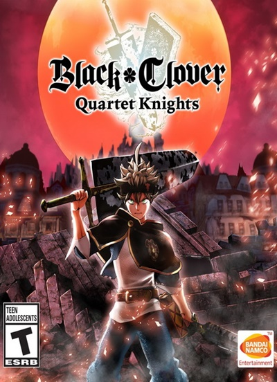 โหลดเกมส์ BLACK CLOVER: QUARTET KNIGHTS