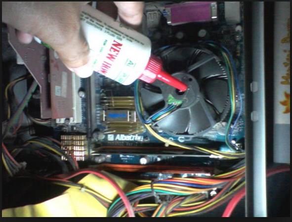 Cara Mengatasi Kipas Laptop/PC yang Berbunyi
