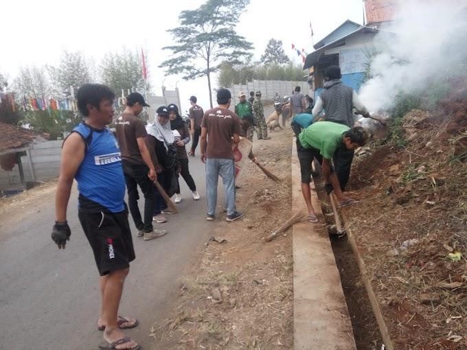 Kol Inf Sahal Ma'ruf, Satgas Citarum Kolaborasi Dengan Masyarakat dan Pemerintahan Bersihkan Lingkungan Citarum