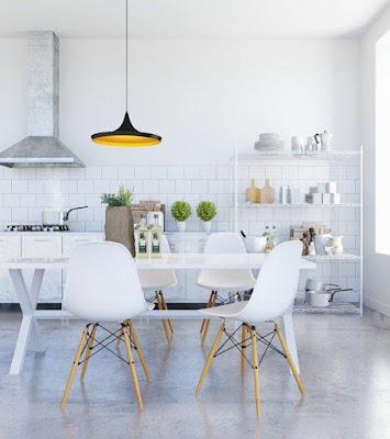 70 Desain Ruang Makan Modern : Simple & Penuh Gaya