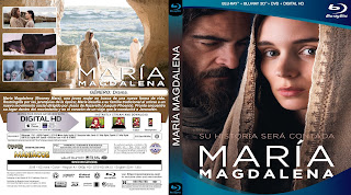 CARATULAMARIA MAGDALENA - MARY MAGDALENE 2018