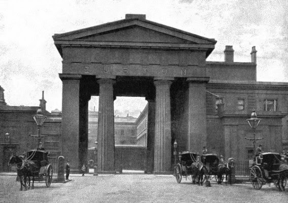 Euston Arch Londres