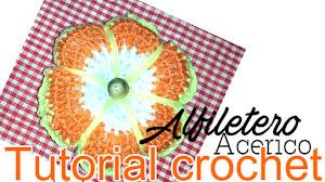 Aprende a tejer un alfiletero o acerico al crochet / Tutorial