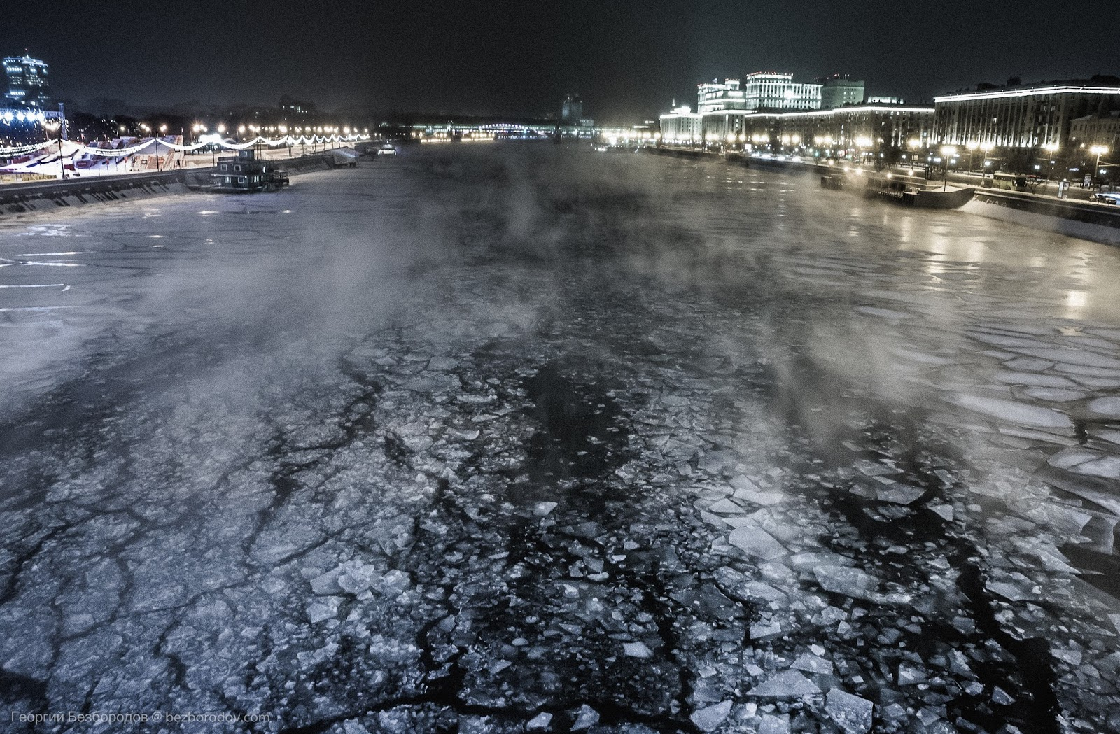 Георгий Безбородов. Что принесёт река? 2016