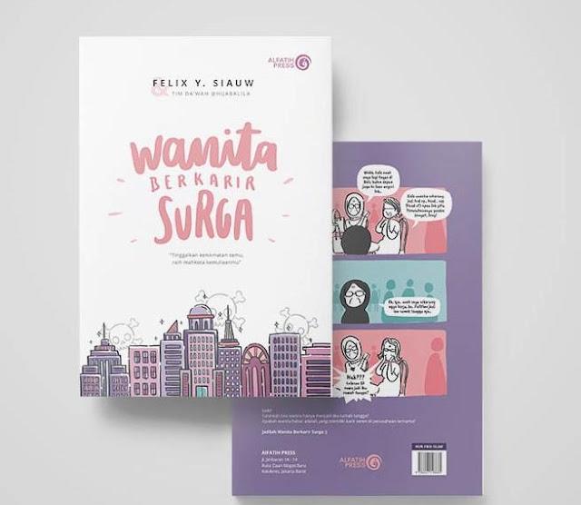 Felix Siauw harga Buku Wanita BErkarir surga beli online