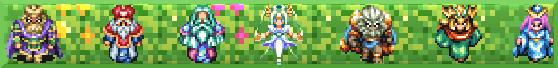 Seiken Densetsu 3 - Banner horizontal reyes