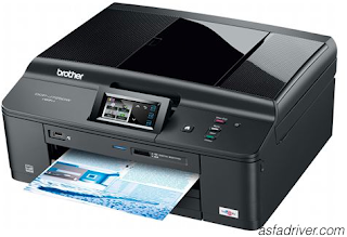 Brother DCP-J725DW Driver Download for linux, mac os x, windows 32 bit and windows 64 bit