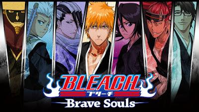 Download Game Android Bleach Brave Sould APK MOD v3.2.0 Full