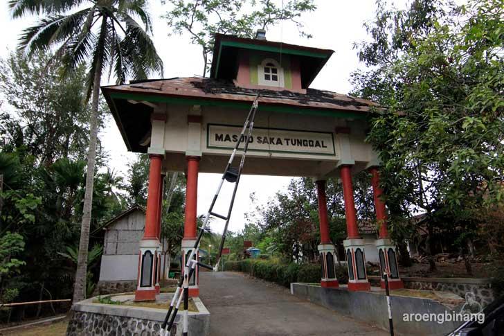 [CoC Regional: Lokasi Wisata] Masjid Saka Tunggal Cikakak Banyumas