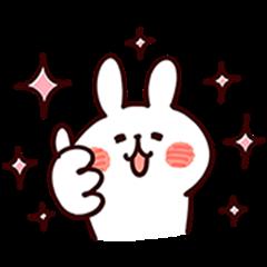 LINE NEWS×Honorific Stickers by Kanahei