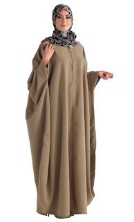 Model Baju Idulfitri Wanita Muslim Gemuk