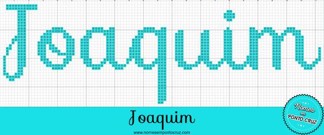 Nome Joaquim em Ponto Cruz