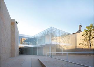 Arquitectura contemporánea Castilla y león