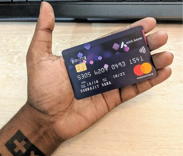 Sourajit Saha Credit Card