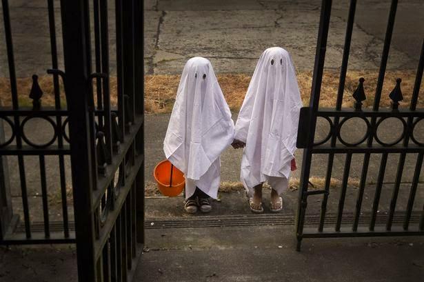 Halloween, Dia das Bruxas, História do Halloween