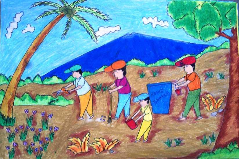 Siregol Com Sdn 1 Sirau Purbalingga Maret 2012