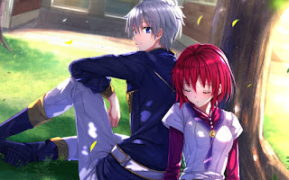 Akagami no Shirayukihime Season 2 BD • Subtitle Indonesia