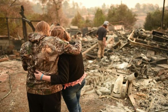 #California Wildfires,#Business : Insurance claims for latest California wildfires top US$9 billion.