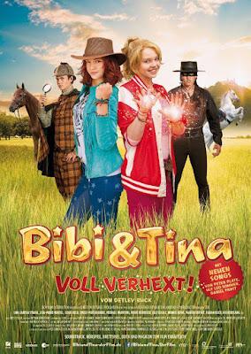 Bibi & Tina: Voll Verhext! 2014 DVDCustom HDRip NTSC Latino