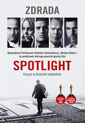 """""""Spotlight. Zdrada. Kryzys w Kościele katolickim"""""""