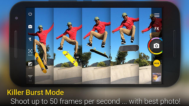 Download Camera ZOOM FX Premium v6.2.9 Apk For Android