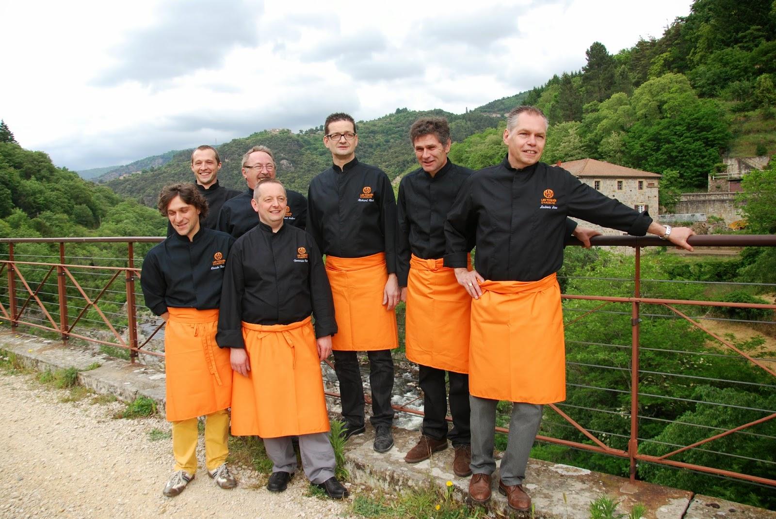 toqués d'Ardèche
